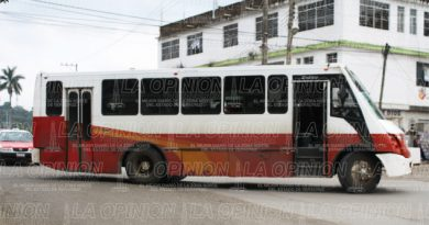 Quejas por mal servicio de autobuses