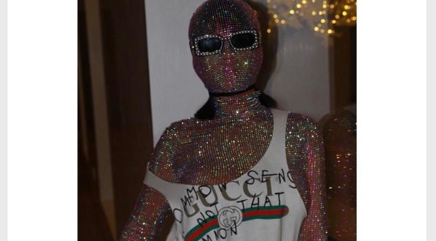 Rihanna sorprende con look en Coachella