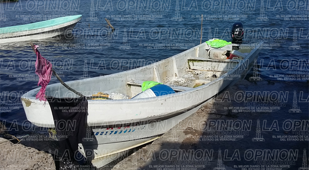 Se desploma producción pesquera en zona rural