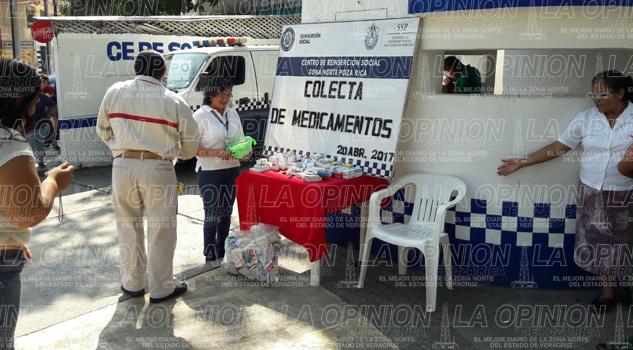 Sin recursos el CERESO regional para adquirir medicinas
