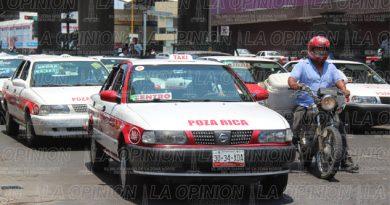 Taxistas rechazan reordenamiento