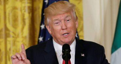 """Trump considera como """"muy posible"""" lograr renegociación del TLCAN"""
