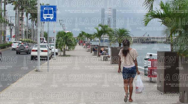 Tuxpan aún debe obra del malecón