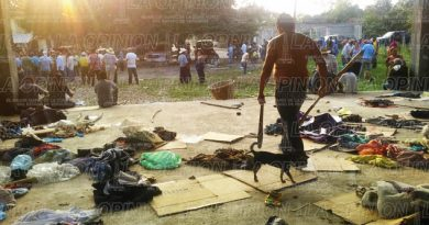 Éxodo de integrantes del Movimiento de Liberación Veracruzana