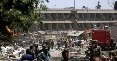 80 muertos por ataque en zona diplomática de Kabul