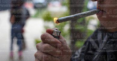 A la alza índice de consumo de drogas