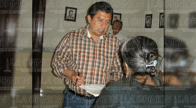 Alcalde de Ixhuatlan de Madero incumple a pobladores