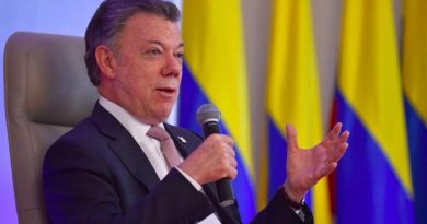 Anuncia presidente colombiano