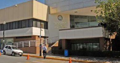 Atacan Fiscalía General del Estado de Chihuahua