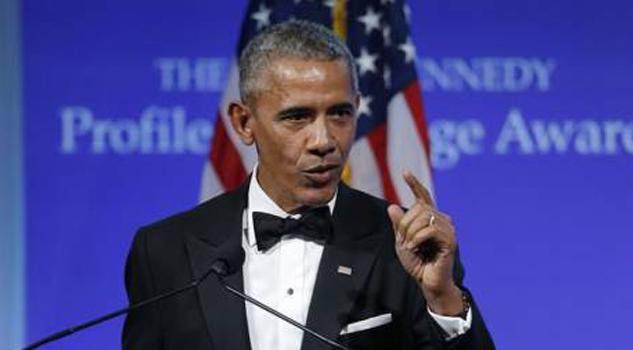 "Barack Obama pide ""coraje"" para preservar ley sanitaria"