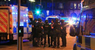 Cae el noveno implicado en el atentado de Manchester