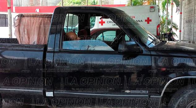 Campesino Fallece Camioneta Tuxpan