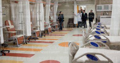 Confirma Sedena su nuevo hospital