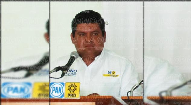Crucifican a Toño Aguilar en debate