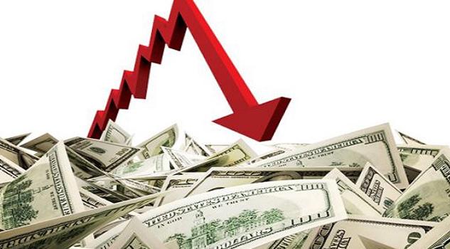 Dólar a la baja