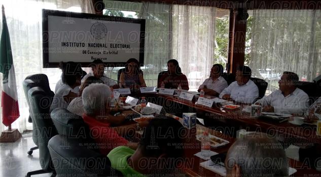 Demandan al INE seguridad en elecciones