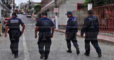 Demandan vigilancia colonias de Papantla