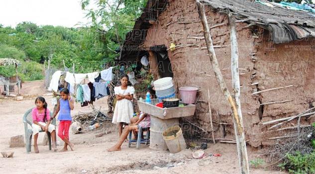 Difícil erradicar la pobreza en poco tiempo: Sedesol