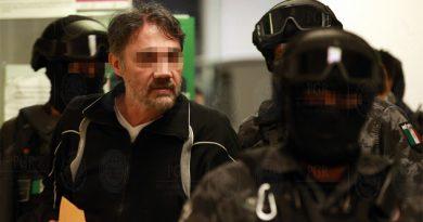 El Licenciado amenazó a federales que lo detuvieron