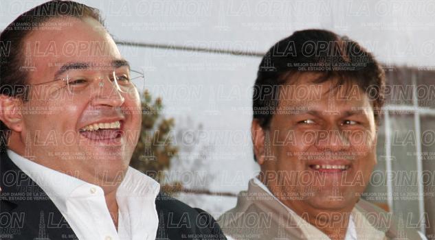 El Lobo, cómplice de Javier Duarte