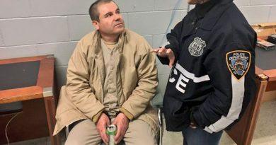 El juicio contra 'El Chapo' comenzará en abril del 2018