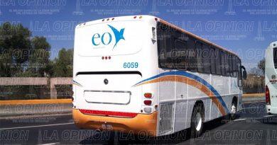 Enésimo asalto a un autobús