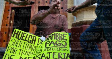 En huelga proveedores de mensajería de la Sesver