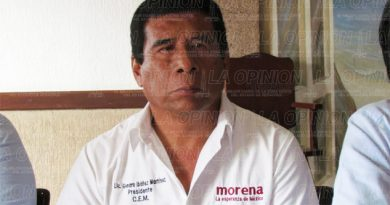 Escándalo sacude a Morena en Tuxpan