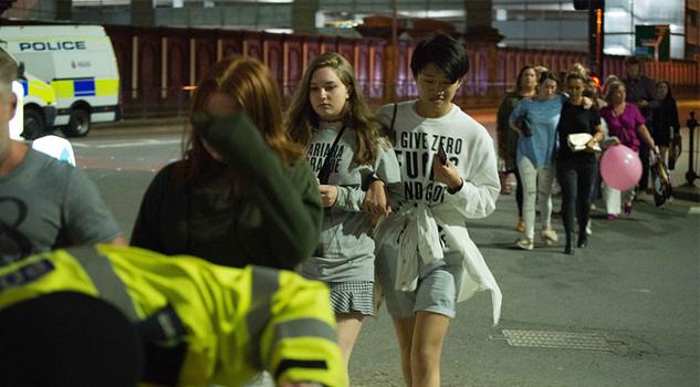 Estado Islámico, responsables del atentado terrorista en Manchester