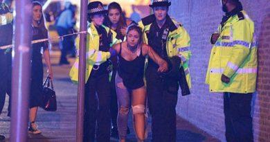 Explosión en concierto de Ariana Grande deja varios muertos y heridos