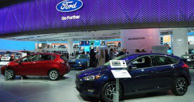 Ford suprimirá mil 400 empleos en América del Norte y en Asia