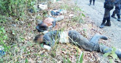 Hallan a dos personas sin vida entre los límites de Álamo y Cerro Azul
