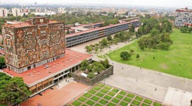 Hallan cadáver de mujer en jardines de la UNAM