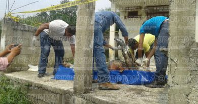 Hallan el cadáver de una mujer en el interior de una cisterna