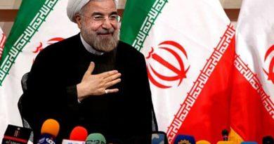 Hasan Rohani fue reelegido como presidente de Irán