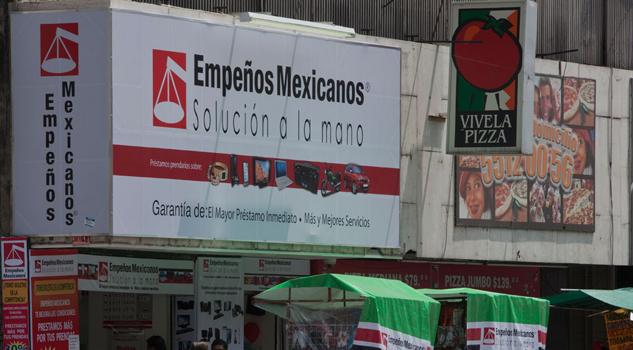 Hay más de 6 mil casas de empeño en México