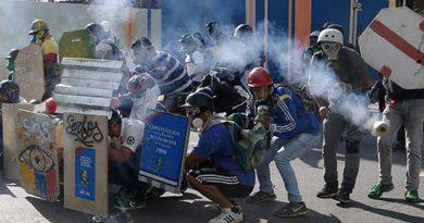 Incrementa el numero de muertos por protestas en Venezuala