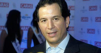 Javier Alarcón fue víctima de un robo
