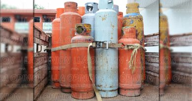 Limitadas medidas de seguridad en gaseras