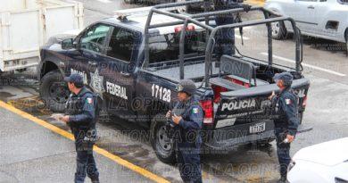 Llega la Policía Federal a la ciudad