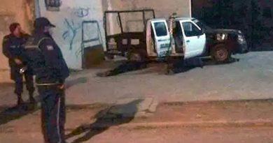 Matan a cinco elementos de la policía municipal de Ecatepec