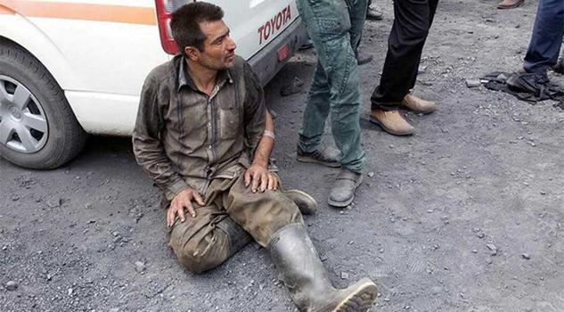Mineros quedan atrapados tras explosión en el norte de Irán