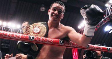 """Muere el excampeón mundial de boxeo David """"Tornado"""" Sánchez"""