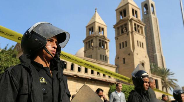 Mueren 24 personas por atentado en Egipto; hay 27 heridos