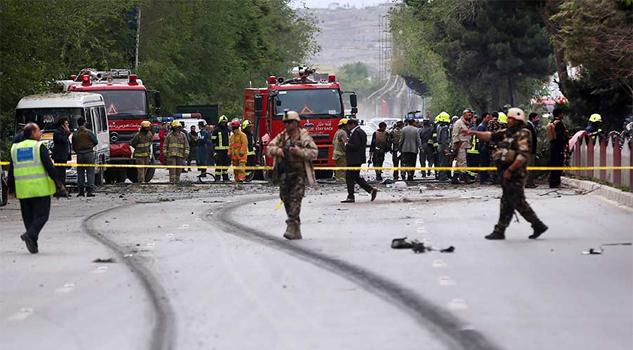 Nueve muertos y 28 heridos en ataque terrorista cometido por EI