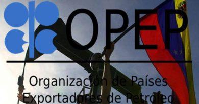 OPEP extenderá por nueve meses los recortes de la producción de petróleo