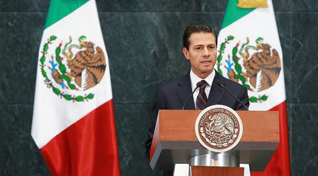 Peña Nieto condena agresiones contra el Ejercito Mexicano en Puebla
