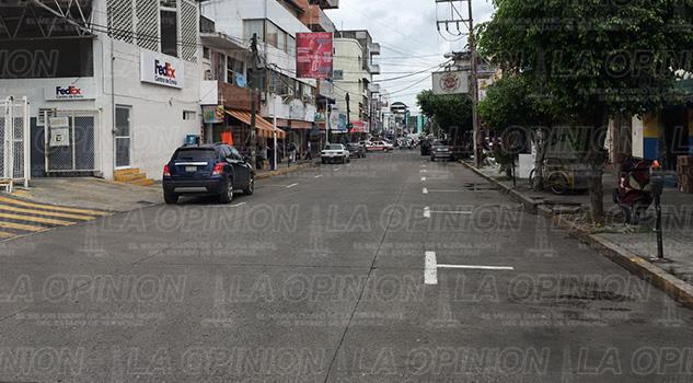 Poza Rica Comerciantes Centro Ventas Policía Federal