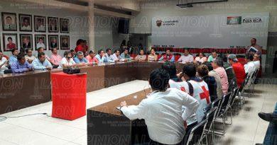 Poza Rica Consejo Permanente Protección Civil