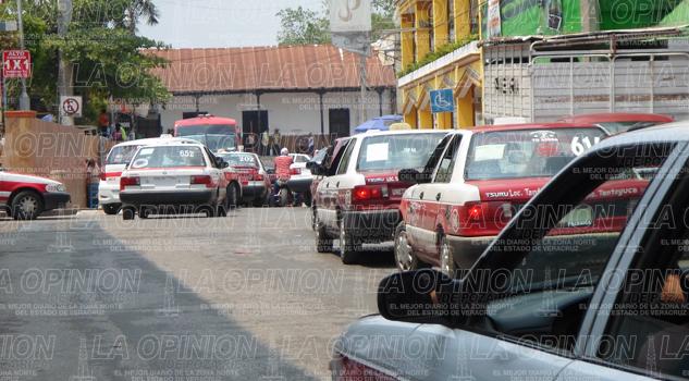 Prevalece caos vial en Tantoyuca